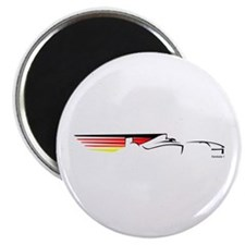 Formula 1 Germany Magnet