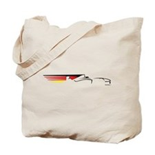 Formula 1 Germany Tote Bag