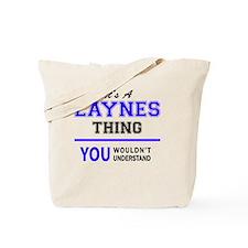 Unique Layne Tote Bag