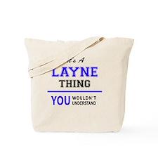 Cute Layne Tote Bag