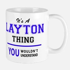 Unique Layton Mug