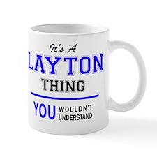 Cute Layton Mug