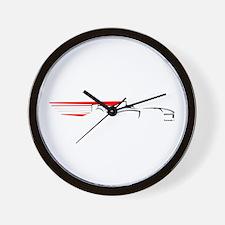 Formula 1 Austria Wall Clock