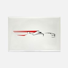 Formula 1 Austria Rectangle Magnet (10 pack)