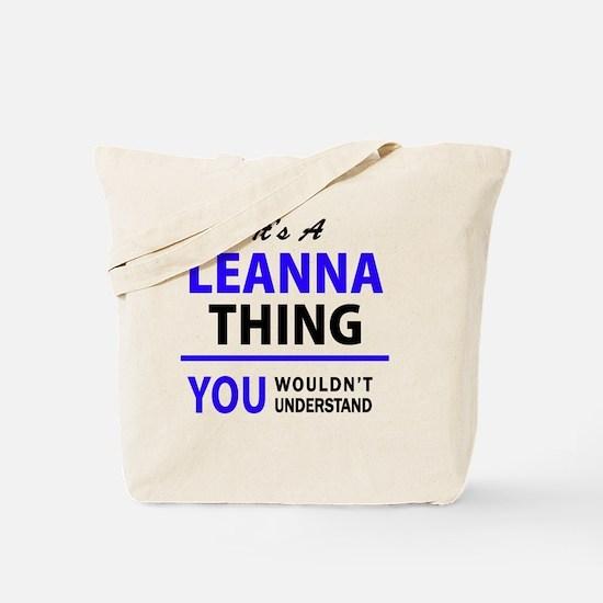 Unique Leanna Tote Bag