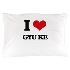 I Love GYU KE Pillow Case