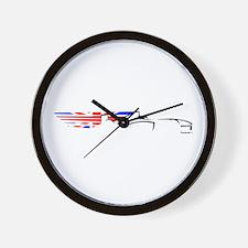Formula 1 UK Wall Clock