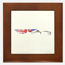 Formula 1 UK Framed Tile