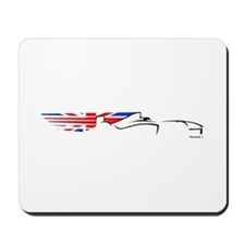 Formula 1 UK Mousepad