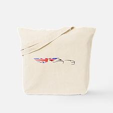 Formula 1 UK Tote Bag