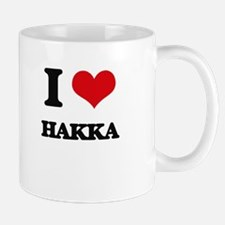 I Love HAKKA Mugs