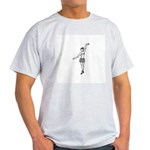 Dancing Girl Light T-Shirt