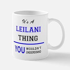 Cute Leilani Mug
