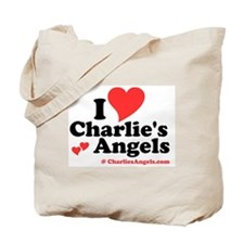 Cute Charlies angels Tote Bag