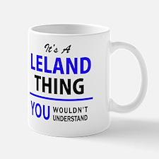 Cute Leland Mug