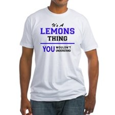 Funny Lemon Shirt