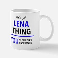Cute Lena Mug