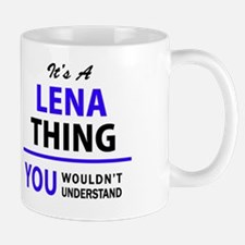 Funny Lena Mug