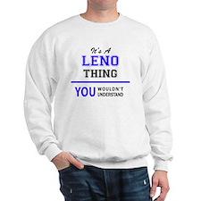 Unique Leno Sweatshirt