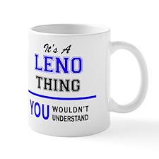 Cute Leno Mug