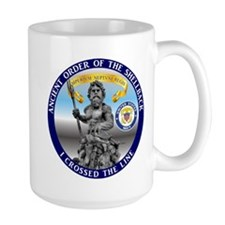 Navy Shellback Mugs
