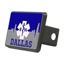 Dallas Nurse Hitch Cover