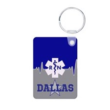Dallas Nurse Keychains Keychains