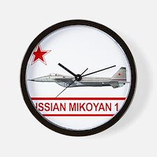 russian_mig_144.png Wall Clock
