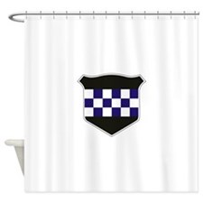 99th Infantry Division.png Shower Curtain