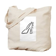 Dance Shoe Tote Bag