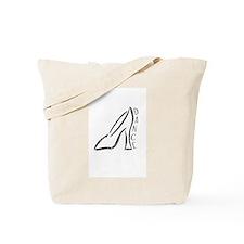 Dance Shoe Tote Bag