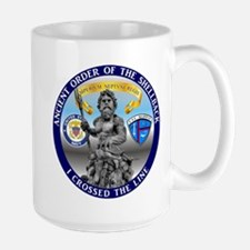 CV-41 Shellback Large Mug