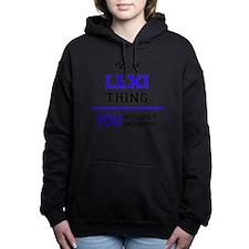 Unique Lexie Women's Hooded Sweatshirt