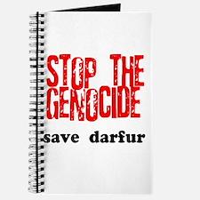 Stop Genocide Save Darfur Journal