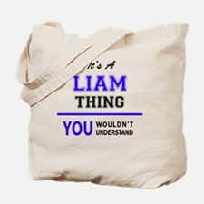 Unique Liam Tote Bag