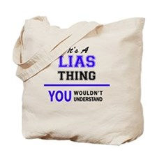 Cute Lia Tote Bag