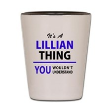 Cute Lillian Shot Glass
