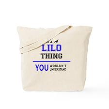 Cute Lilo Tote Bag