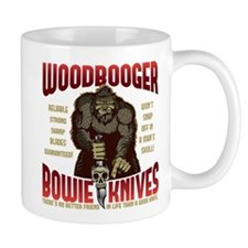 Woodbooger Bowie Knives Mugs