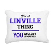 Cute Linville Rectangular Canvas Pillow