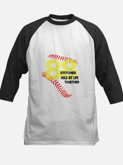 88 stitches Baseball Jersey
