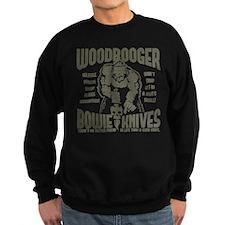 Woodbooger Bowie Knives Sweatshirt