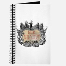 Elk the other red meat gifts Journal
