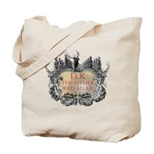 Elk the other red meat gifts Tote Bag