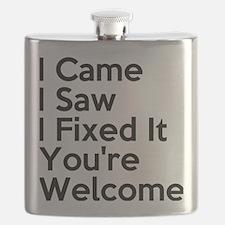 I Fixed It Flask
