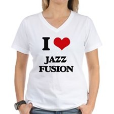 I Love JAZZ FUSION T-Shirt