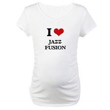 I Love JAZZ FUSION Shirt