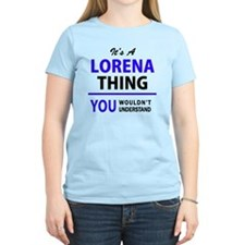 Cute Lorena T-Shirt