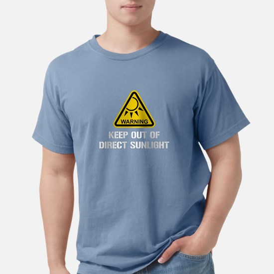 WARNING - Keep Out of Direct Sunlight T-Shirt