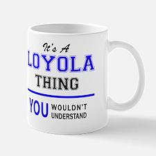 Cute Loyola Mug